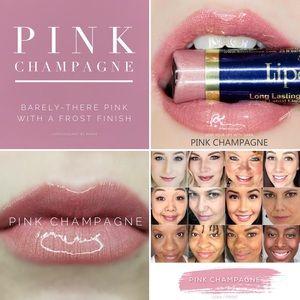 LipSense pink champagne
